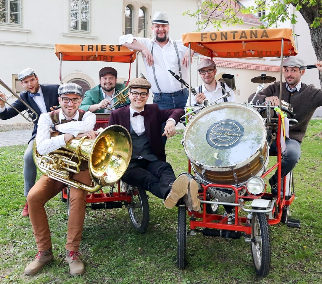 Old Town Dixielander | Gruppenfoto